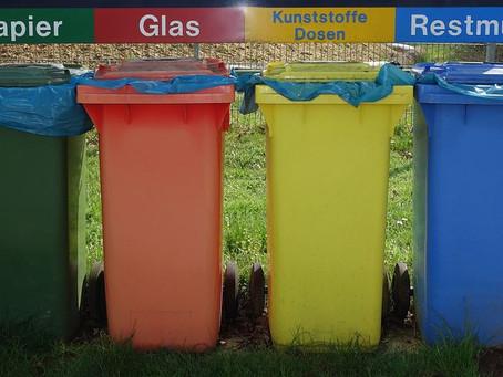 Für Deutsche ist Müll ein Teil der Kultur.