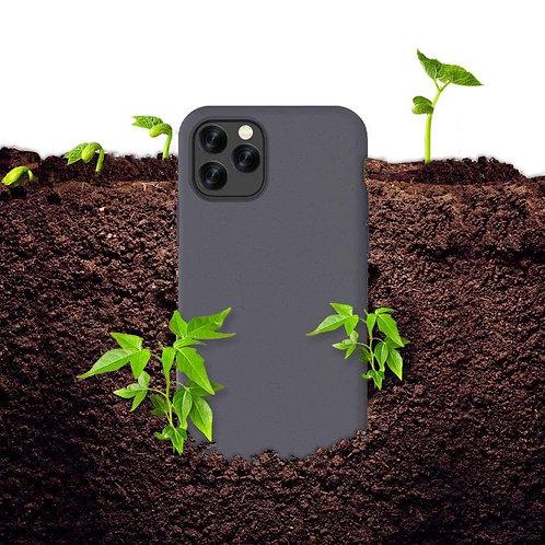 Case Para Iphone Ecologica Biodegradable Negra