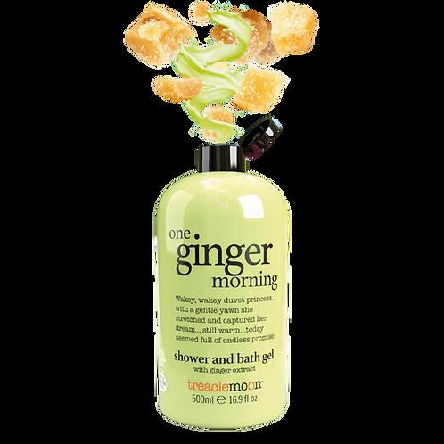 One Ginger Morning Shower & Bath Gel 500ml