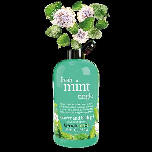 Fresh Mint Tingle 'Special Ed' Shower & Bath Gel 500ml