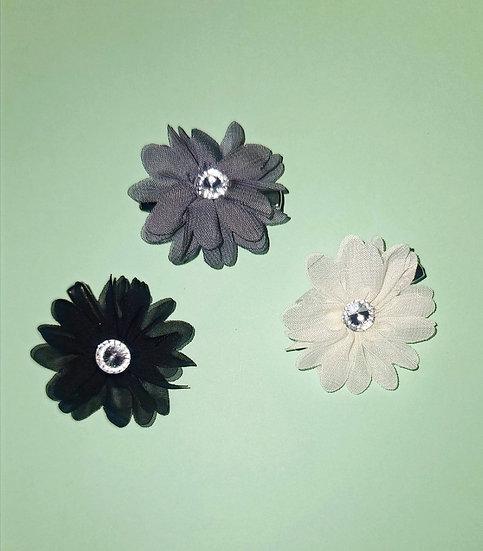 Mini Flower Clips
