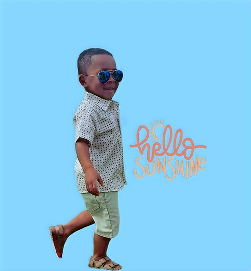 Child Aviator Sunglasses