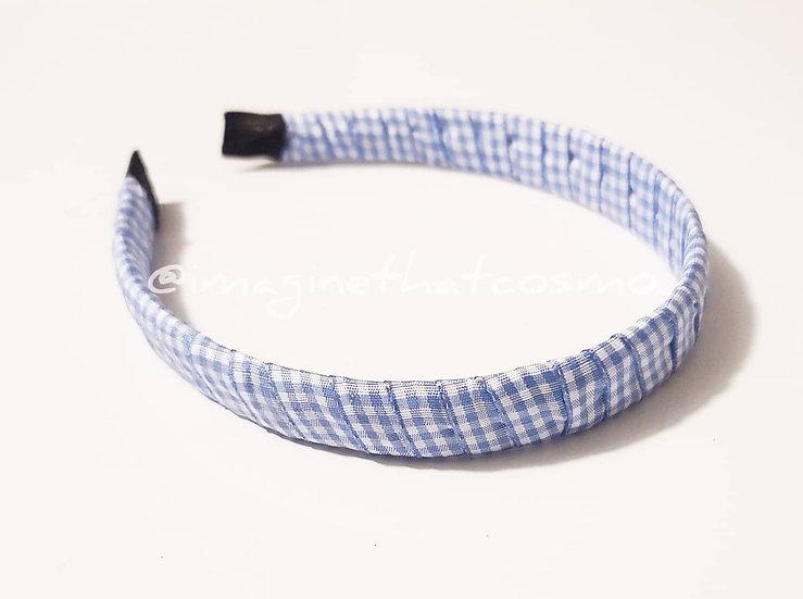 Checkered Headband