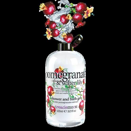 Pomegranate & Water Lily Ltd. Ed. Shower Gel 500ml