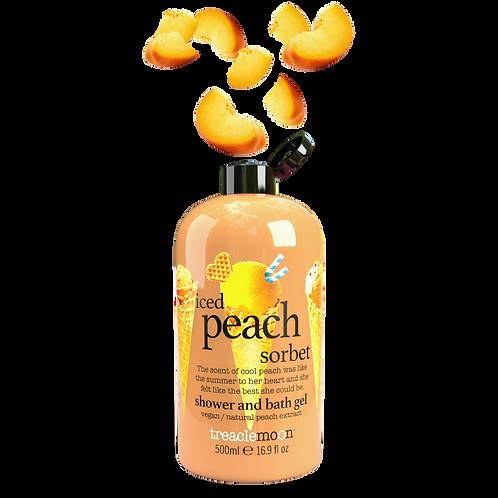 Iced Peach Sorbet Shwr & Bath Gel 500ml