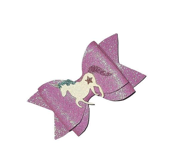 Magic Unicorn Bow (Purple)