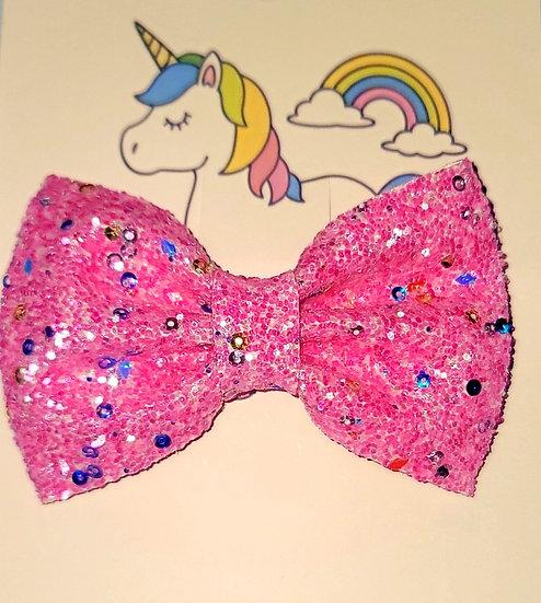 Confetti Sparkles Bow