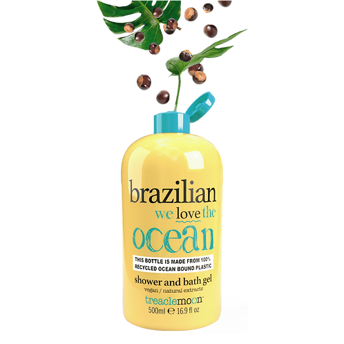 Brazilian Love Shower & Bath Gel 500ml
