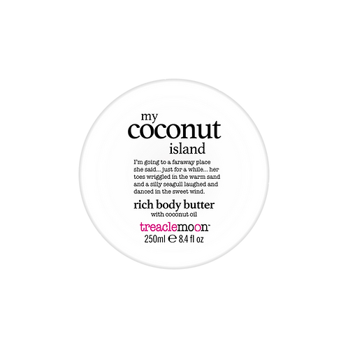 My Coconut Island Rich Body Butter 250ml