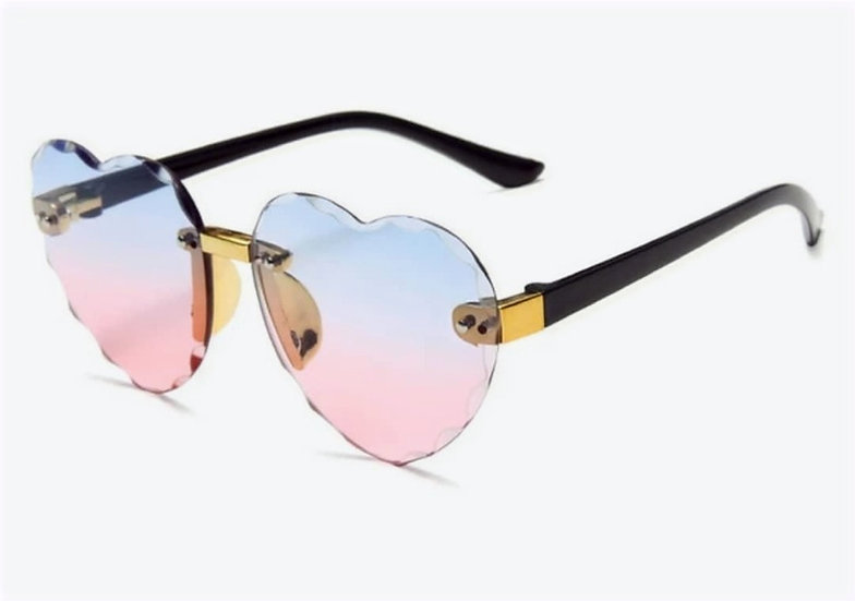 Child Heart Sunglasses