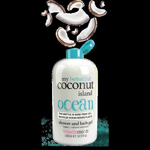 My Coconut Island Shower & Bath Gel 500ml