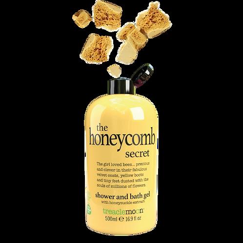 The Honeycomb Secret Shwr & Bath Gel 500ml