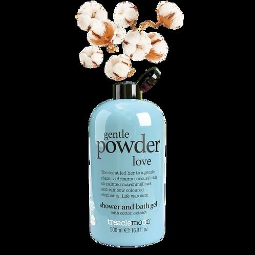 Gentle Powder Love Shower & Bath Gel 500ml