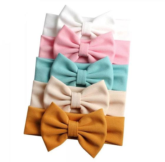 Infant Large Bow Headband