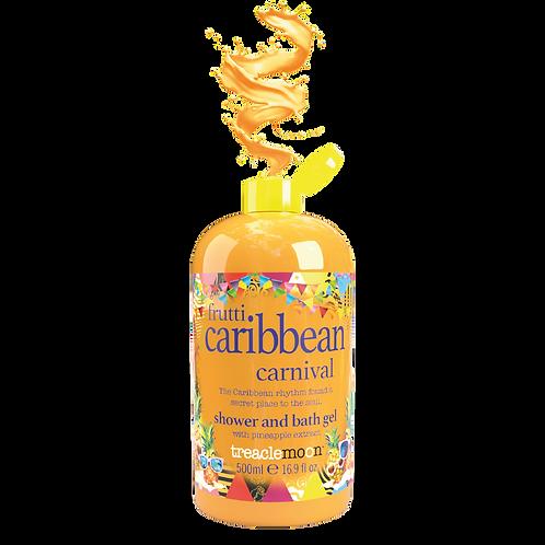 Frutti Caribbean Carnival 'Limited Ed' Shwr & Bath Gel 500ml