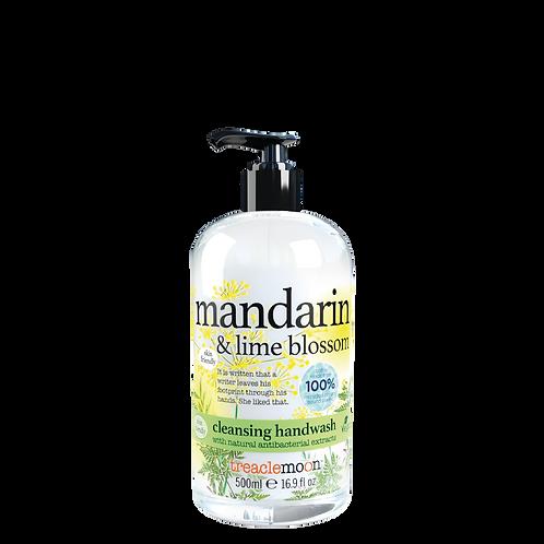 Mandarin & Lime Blossom Cleansing Handwash