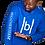 Thumbnail: |b| Be Positive (Blue Long Sleeve)
