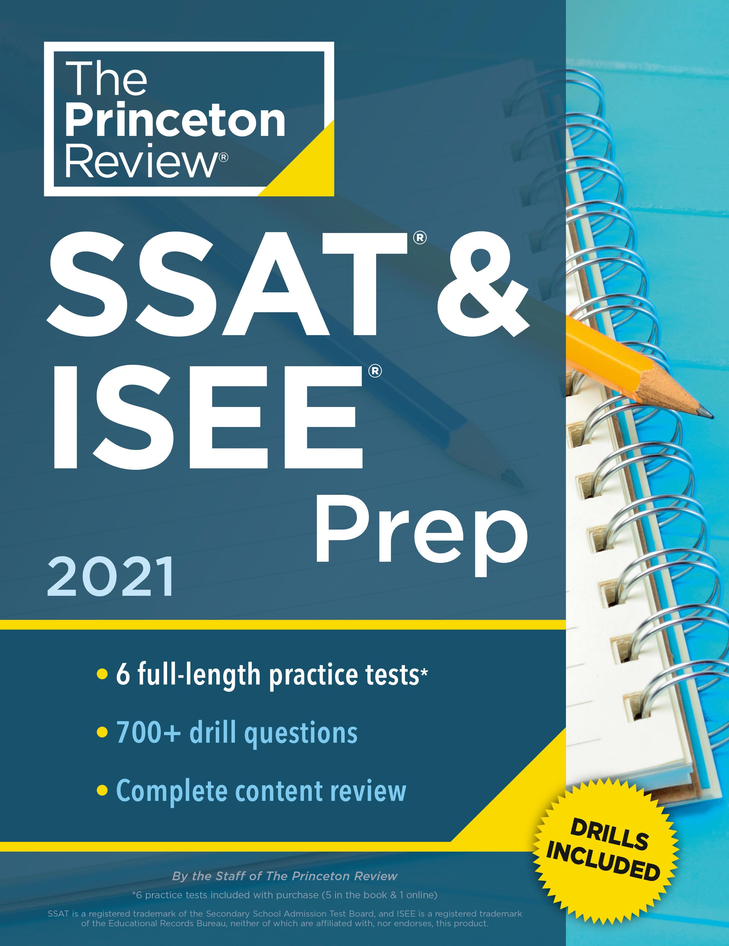 (RCA) BEAT THE TEST:  SSAT Prep Course