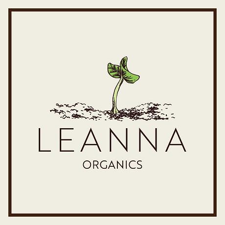 Leanna Organics LOGO squared.png