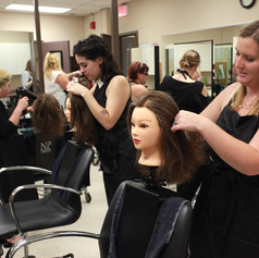 Hair Styling Program