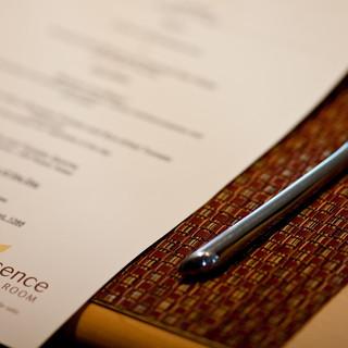 Essence Dining Room