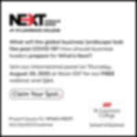 eMail Banner NEXT Webinar - Square No Im
