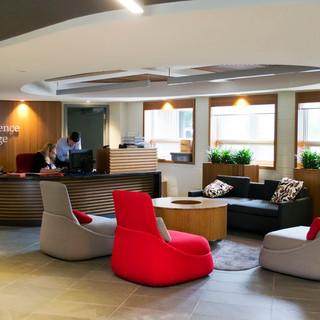 Kingston Residence Lobby