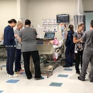 Critical Care Nursing Students