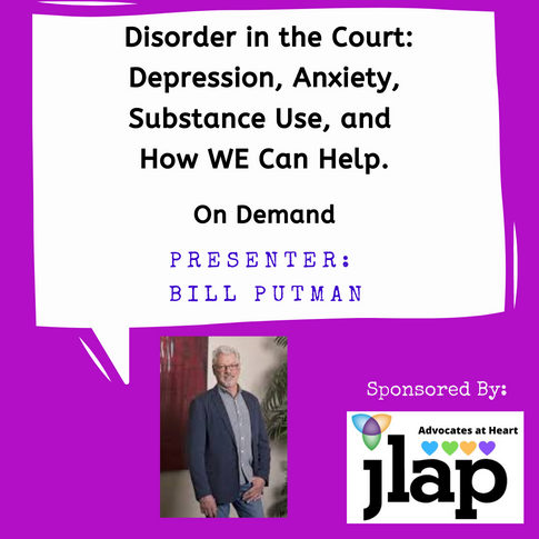 Disorder in Courts