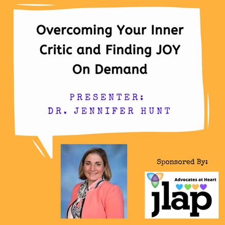 Overcoming Your Inner Critic