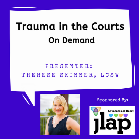 Trauma in the Courts
