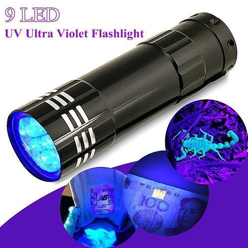 Engineers UV Ultra Violet Multifunction Flashlight