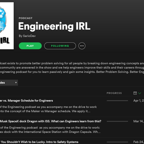 An Engineering Podcast for Engineers