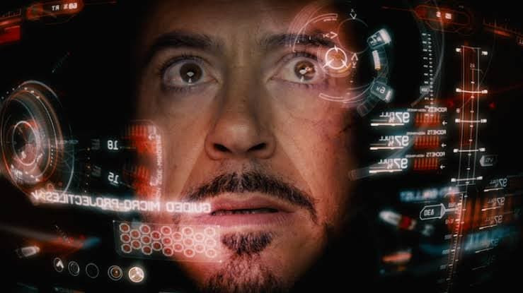 Tony Stark on Engineering IRL with his Ironman Suit System