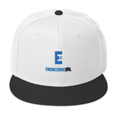 Engineering IRL Snapback Hat | Best Engineering Gifts