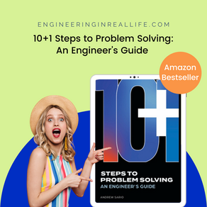 10+1 Steps to Problem Solving and Cloudmate Networks | Engineering IRL Podcast Rev.41