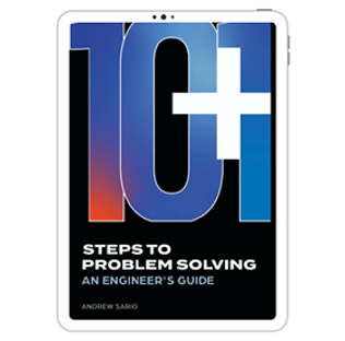 10+1 Steps to Problem Solving: An Engineer's Guide - Digital