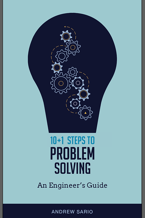 [COVER] 10+1 Steps to Problem Solving: An Engineers Guide