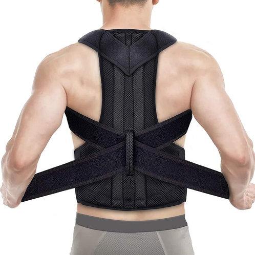 Engineer Wearable Full Back Brace Adjustable (Aptoco)
