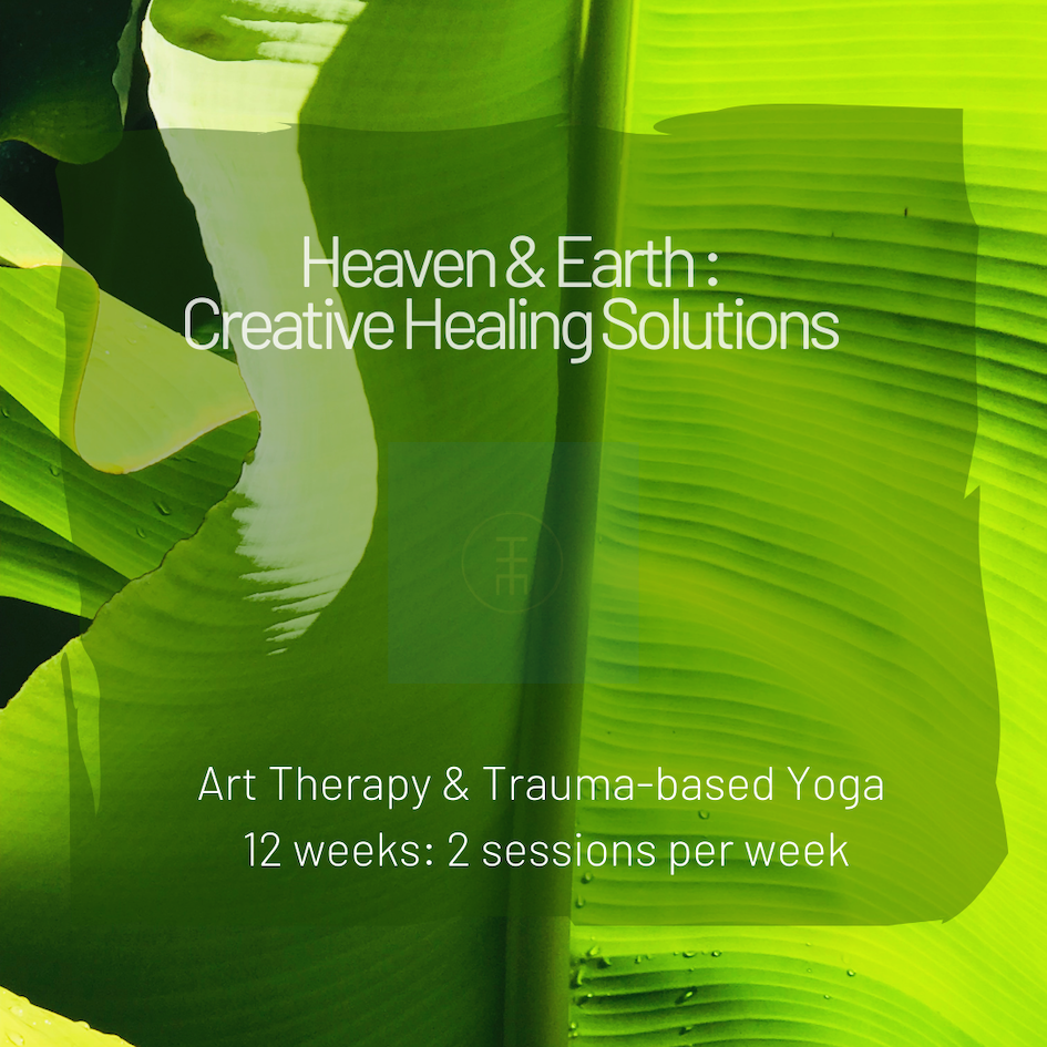Art Therapy & Trauma-based yoga