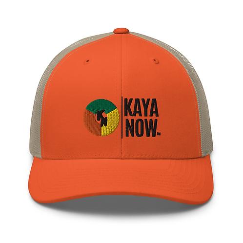 KAYA NOW TRUCKER CAP