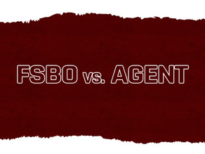 Should you sell your home using an agent or list it FSBO? (Infographic)