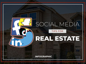 5 Social Media Tips for Real Estate