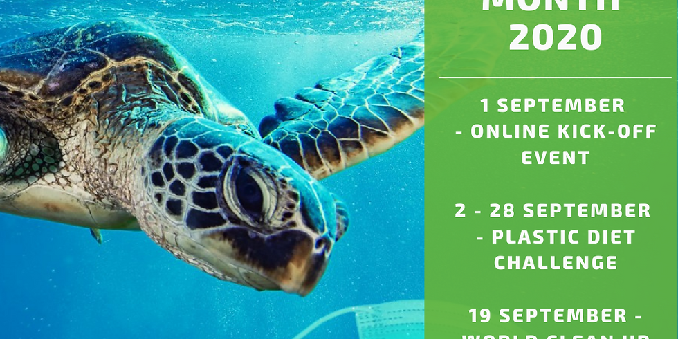 Plastic Awareness Month 2020 - Online Kick-off event