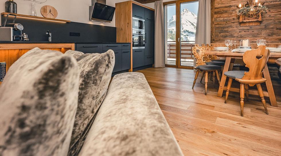 Design Chalet am Arlberg