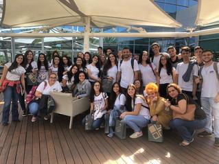 CRID leva estudantes das Escolas participantes do Projeto Meninas nas Ciências para a Feira USP de P