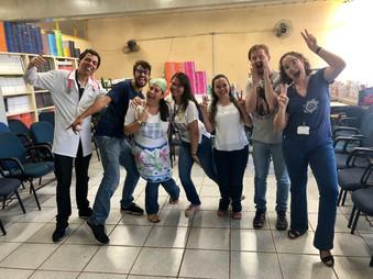 Jovem Imunologista realiza primeira atividade de 2019