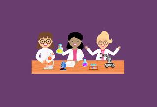 Projeto Meninas na Ciências