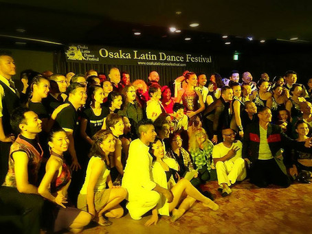 Osaka Latin Festival2016