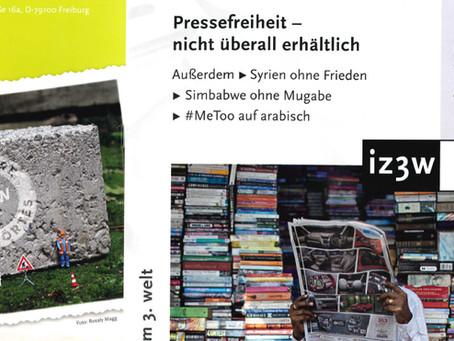 Pressefreiheit in Nahost und Nordafrika